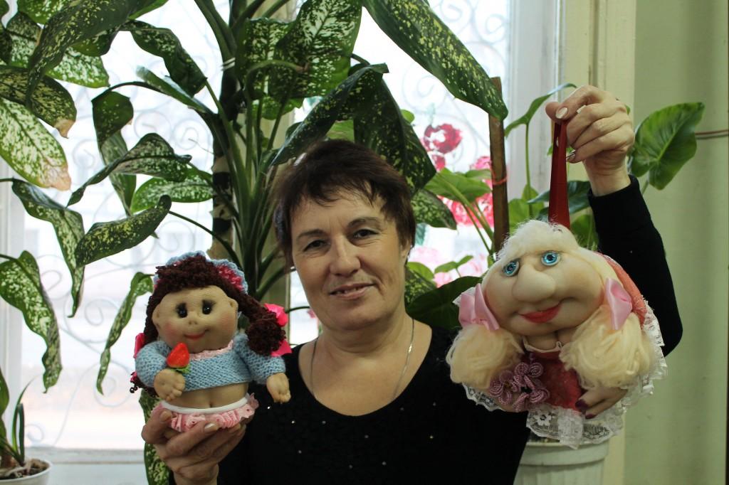 Куклы талисманы на удачу
