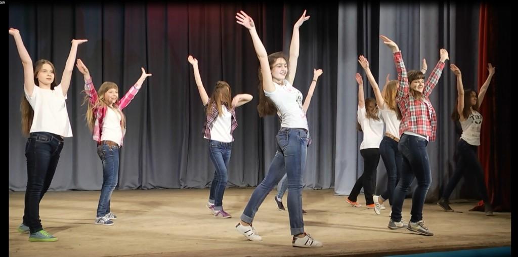 Большие танцы 1