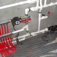 Отопление в частном доме под ключ