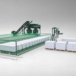 Оборудование для производства газобетона, пенобетона, полистирол бетона. НСИБ